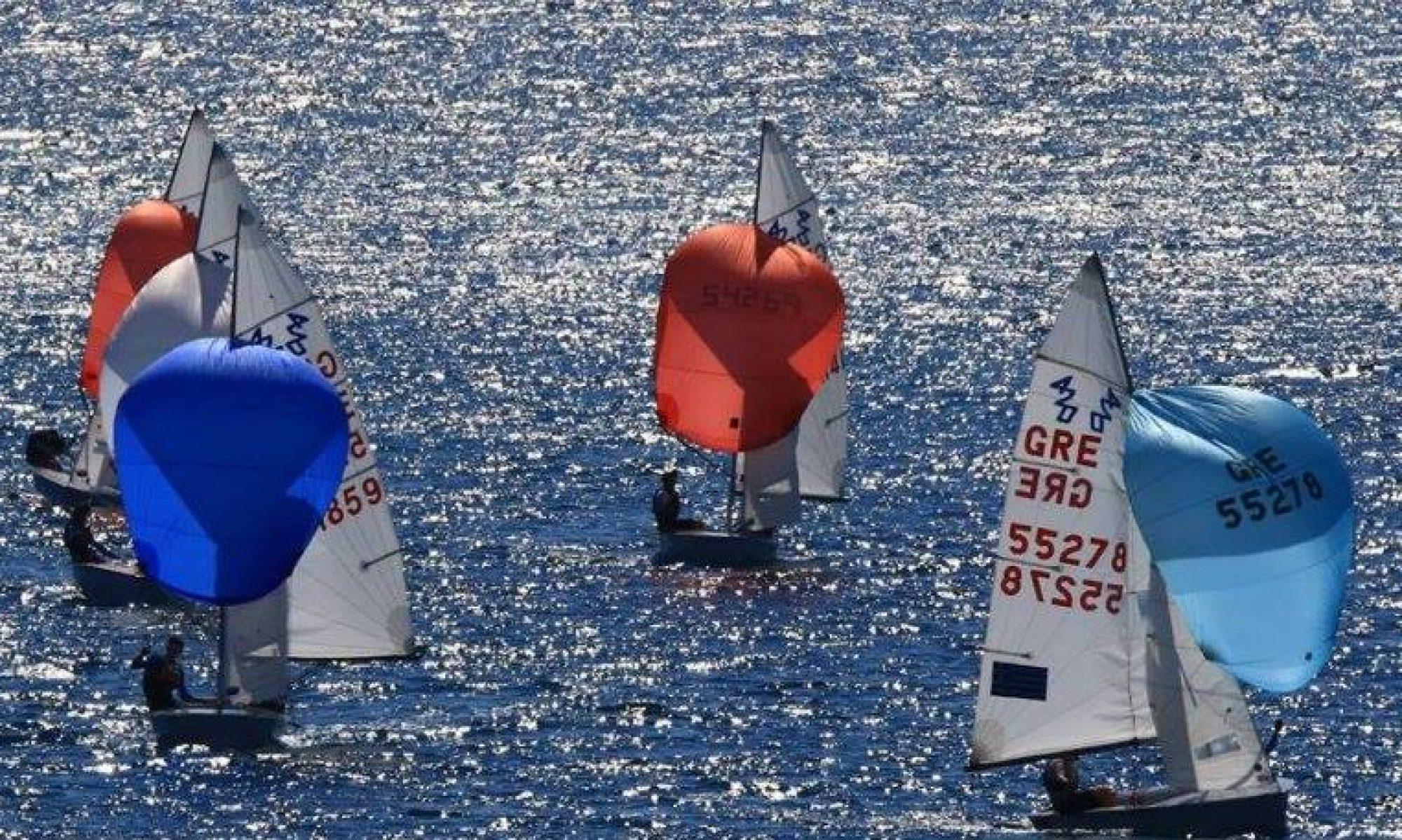 2019 420 Hellenic Championship